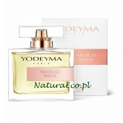PERFUMY DAMSKIE NICOLAS WHITE 100ml. YODEYMA