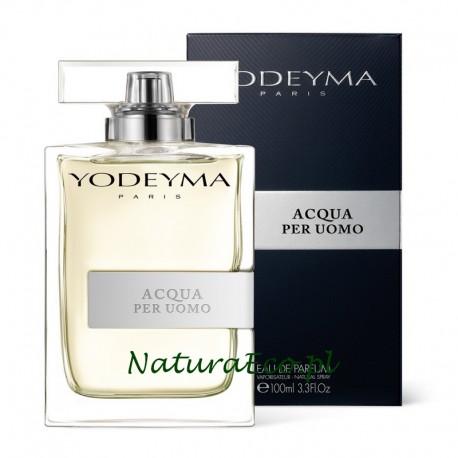 PERFUMY MĘSKIE ACQUA PER UOMO 100ml. YODEYMA