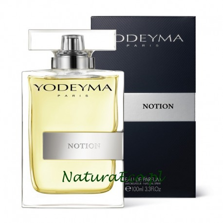 PERFUMY MĘSKIE NOTION MEN 100ml. YODEYMA