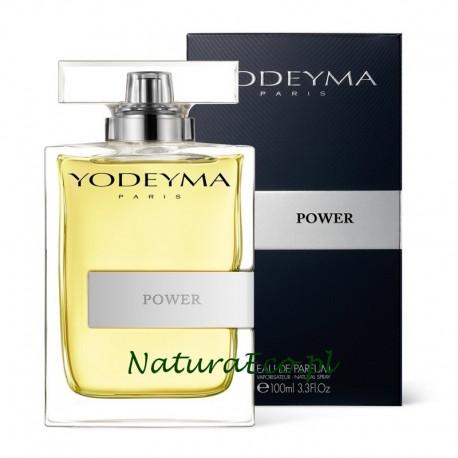 PERFUMY MĘSKIE POWER 100ml. YODEYMA