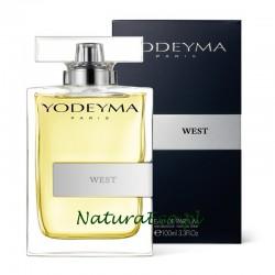 PERFUMY MĘSKIE WEST 100ml. YODEYMA