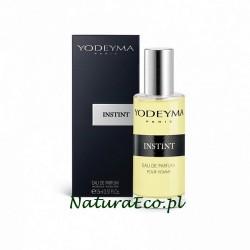 PERFUMY MĘSKIE INSTINT 15ml. YODEYMA