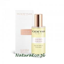 PERFUMY DAMSKIE DAURO FOR HER - CODIGO 15ml. YODEYMA