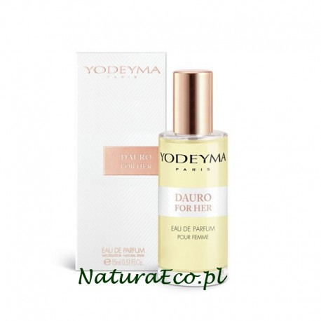 PERFUMY DAMSKIE DAURO FOR HER - CODIGO 15ml. YODEYMA