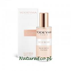 PERFUMY DAMSKIE SEXY ROSE 15ml. YODEYMA