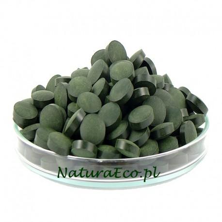 Chlorella 500 g 2000 tabletek
