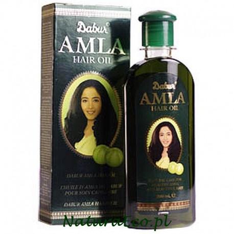 Dabur Amla olejek do włosów ciemnych 300 ml