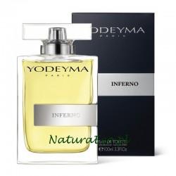 PERFUMY MĘSKIE INFERNO 100ml. YODEYMA