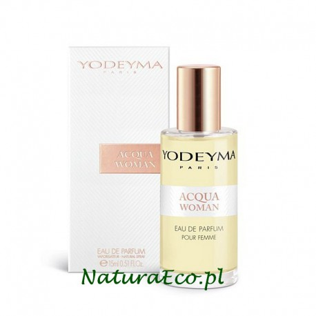 Perfumy ACQUA WOMAN 15ml. YODEYMA