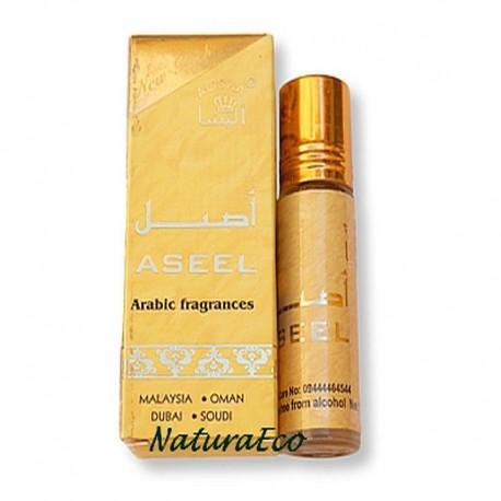Orientalne Arabskie Perfumy Aseel Fragrances 8 ml.
