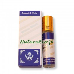 Orientalne Arabskie Perfumy w Olejku White Musk 8ml.