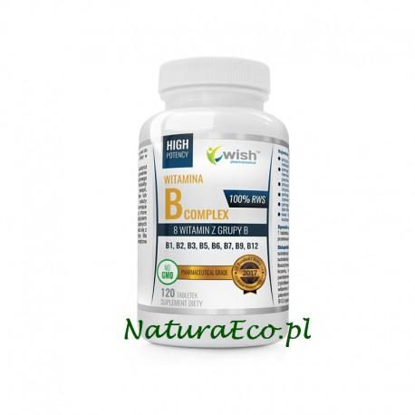 Witamina B COMPLEX 120 tabletek