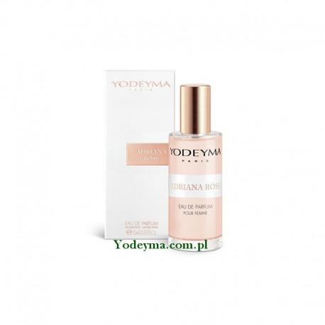 PERFUMY DAMSKIE ADRIANA ROSE 15ml. YODEYMA