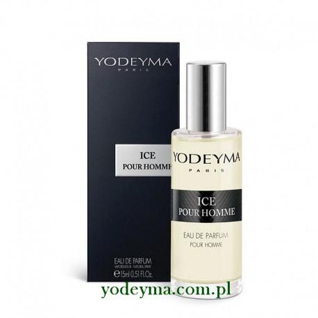 PERFUMY MĘSKIE ICE POUR HOMME 15ml. YODEYMA