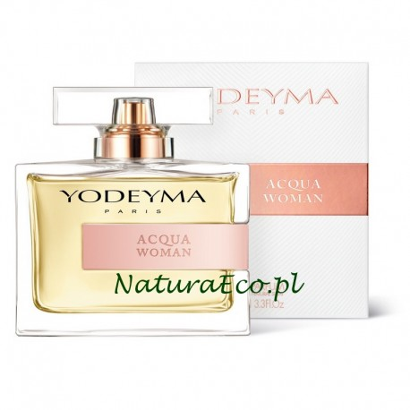 Perfumy ACQUA WOMAN 100ml. YODEYMA