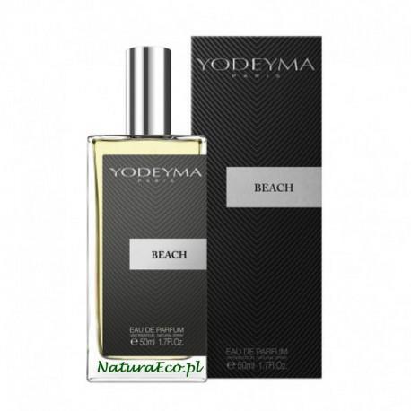 PERFUMY MĘSKIE BEACH 50ml. YODEYMA