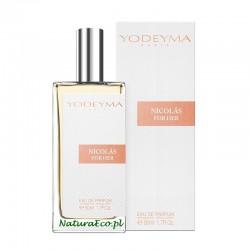 PERFUMY DAMSKIE NICOLAS FOR HER 50ml. YODEYMA
