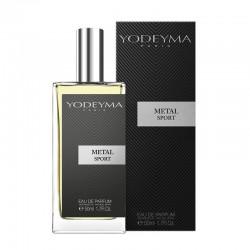 PERFUMY MĘSKIE METAL SPORT 50ml. YODEYMA