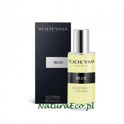 PERFUMY MĘSKIE BLUE 15ml. YODEYMA