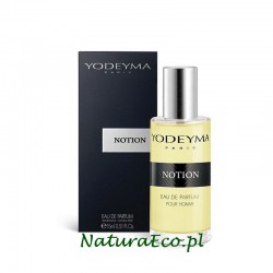 PERFUMY MĘSKIE NOTION MEN 15ml. YODEYMA