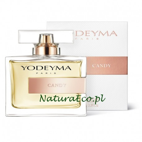 PERFUMY CANDY 100ml. YODEYMA