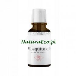 OLEJEK NA KOMARY MESZKI KLESZCZE Mosquito Oil 50ml
