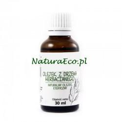 OLEJ Z DRZEWA HERBACIANEGO NATURALNY Herbaciany 30ml