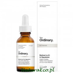 The Ordinary Retinol 0,2% in Squalane SERUM 30ml